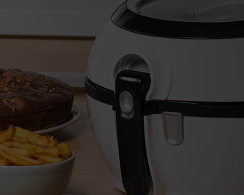 Tefal ActiFry and chips